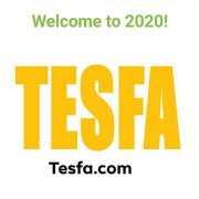 Welcome to 2020 Tesfa - happy new year Tesfa.com
