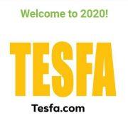 Welcome to 2020 Tesfa - happy new year Tesfa.com